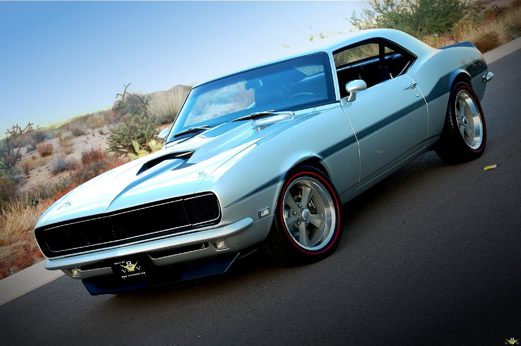 V8 Speed and Resto Shop Muscle Car Restoration Shop 314.783.8325 ...