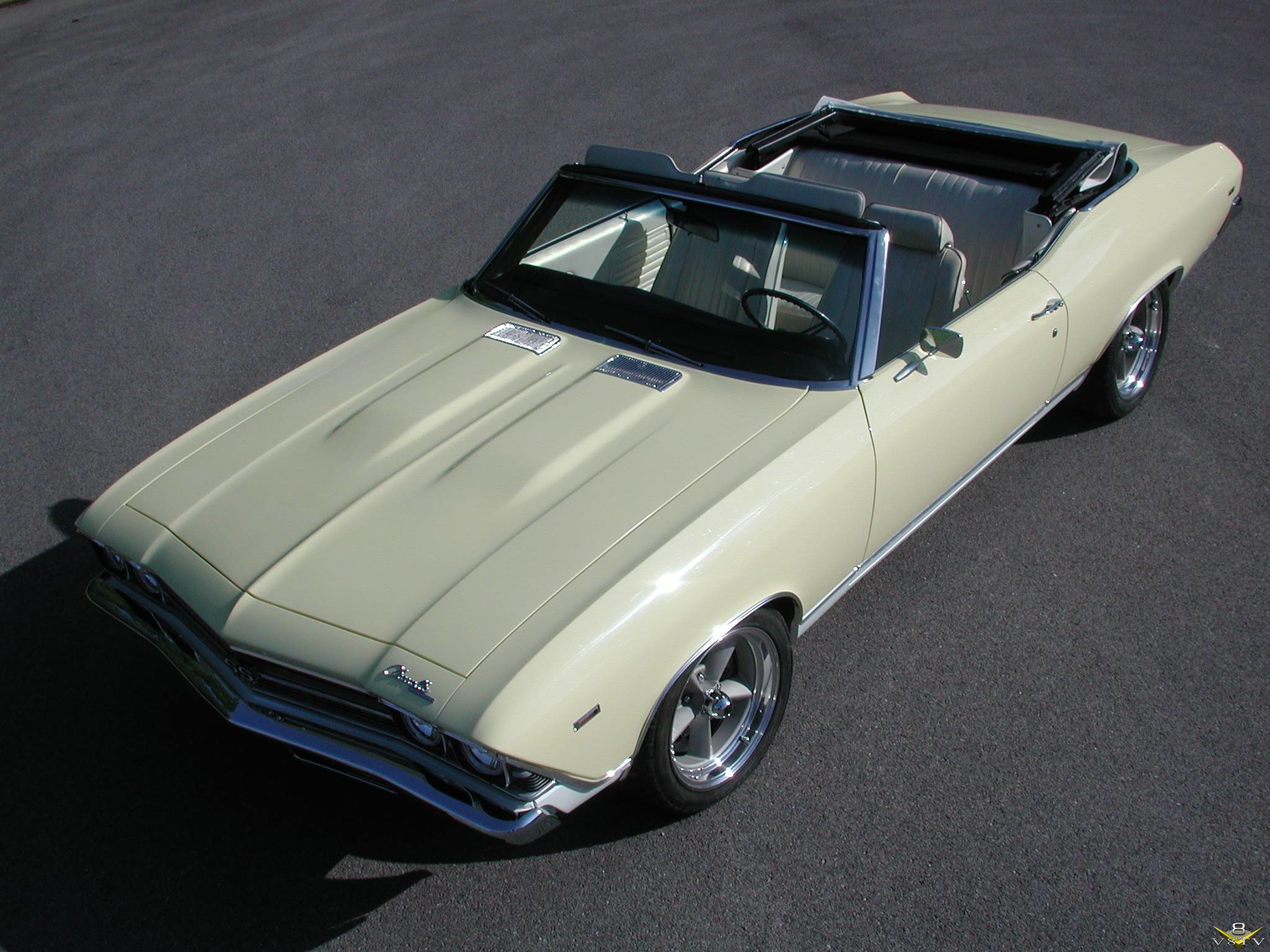 Chevelle Ss >> 1969 Chevelle SS 496