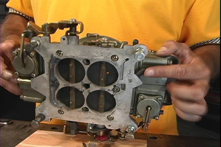 Holley Carb Tuning Tips V8TV