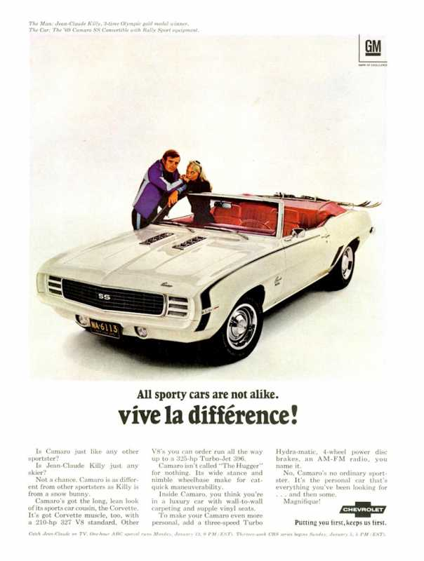 Muscle Car Ads, V8TV Forum