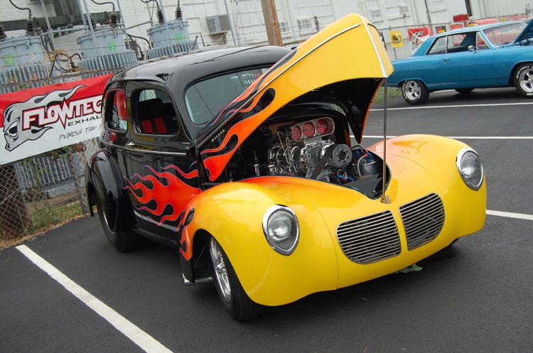 Holley Cruise 2008