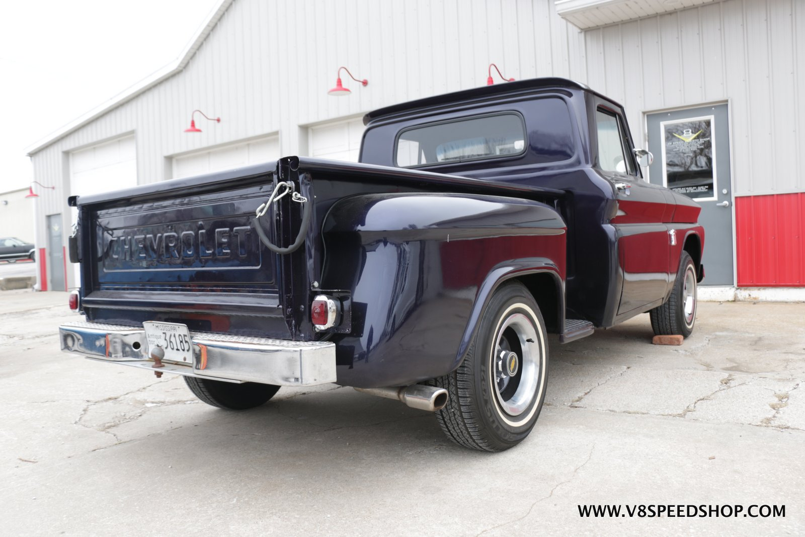 1964 Chevrolet C10 Power Steering and Maintenance Upgrades at the V8 Speed and Resto Shop