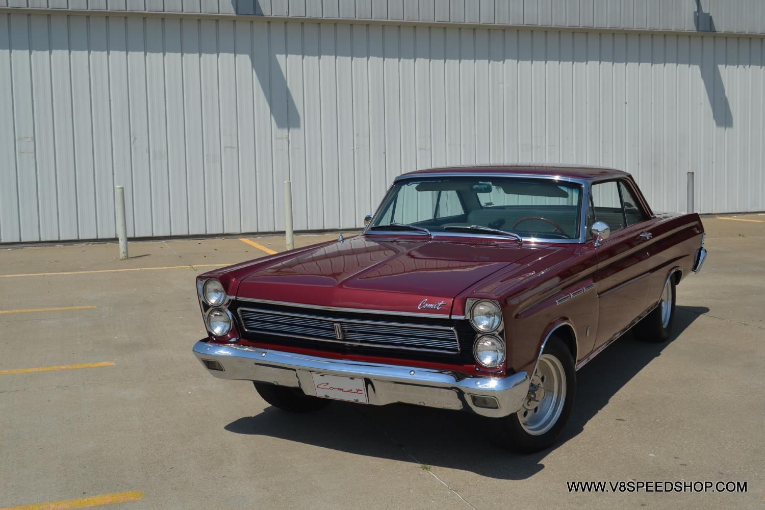1965 Mercury Comet Cyclone Supercharged 302 Gear Vendor Overdrive at