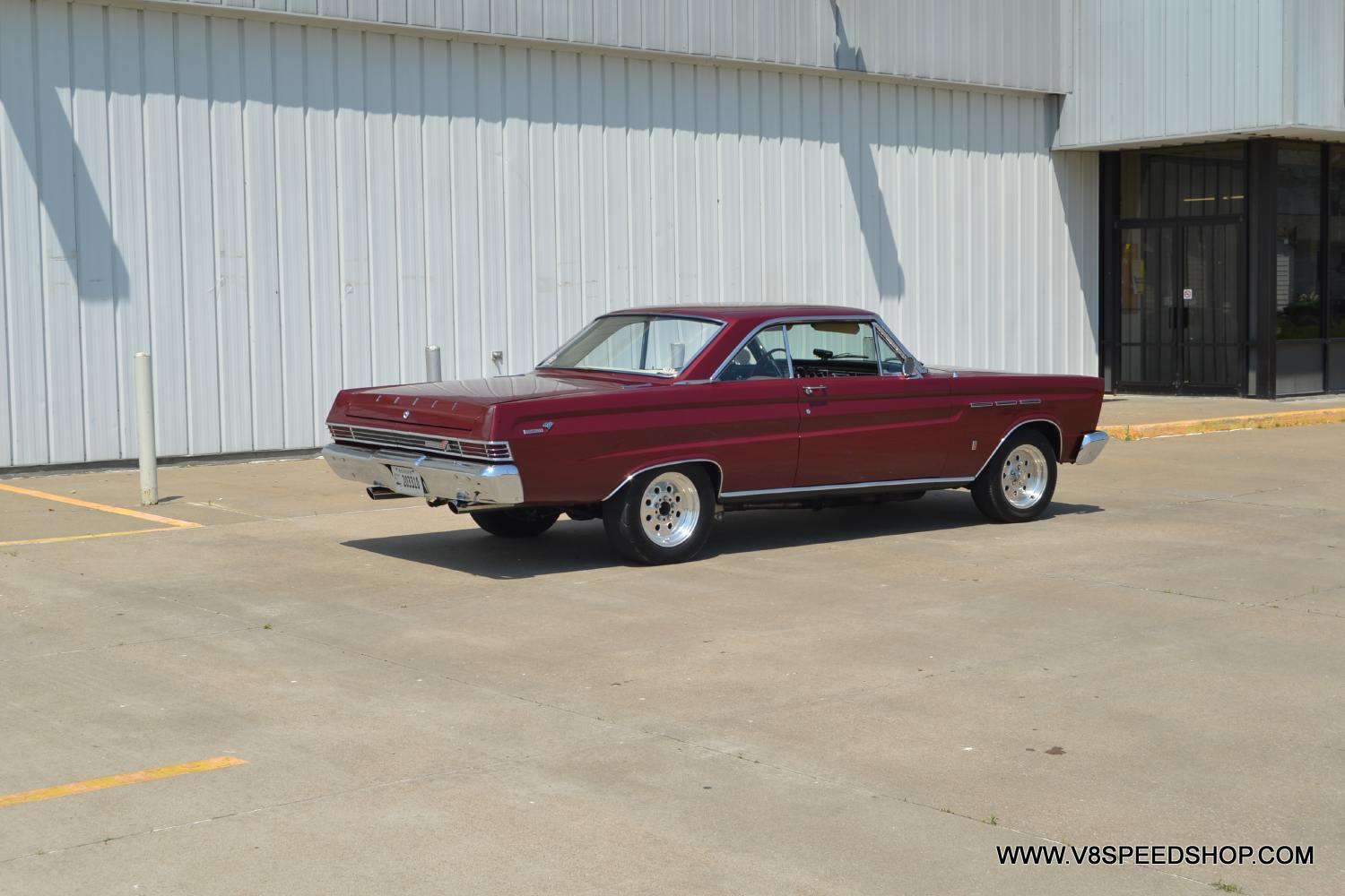 1965 Mercury Comet Cyclone Supercharged 302 Gear Vendor