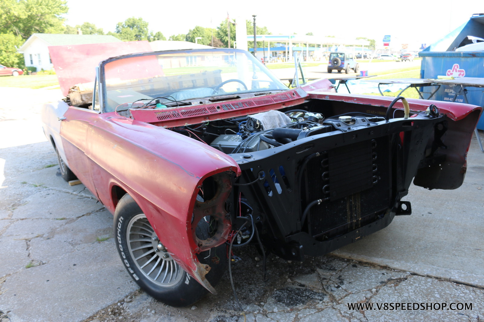 1967 Ford Galaxie 500 Convertible Photo Gallery