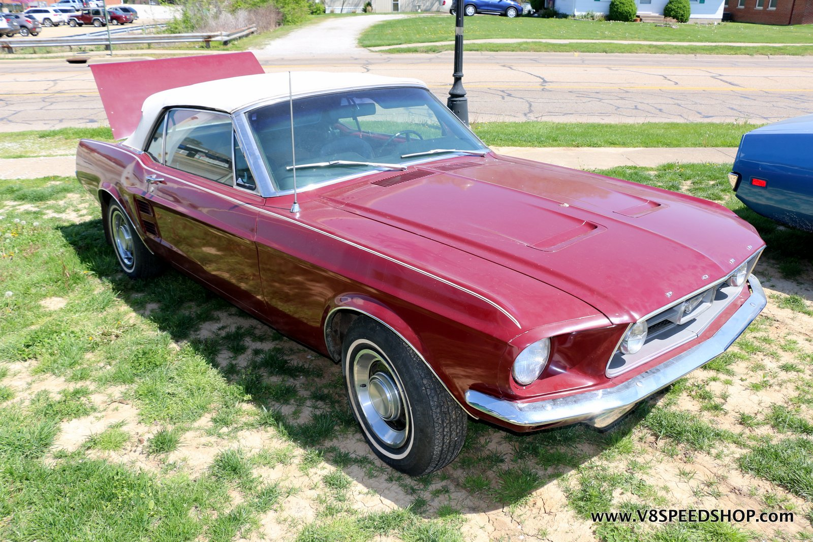 1967 Ford Mustang Convertible Returns To The Road Gallery