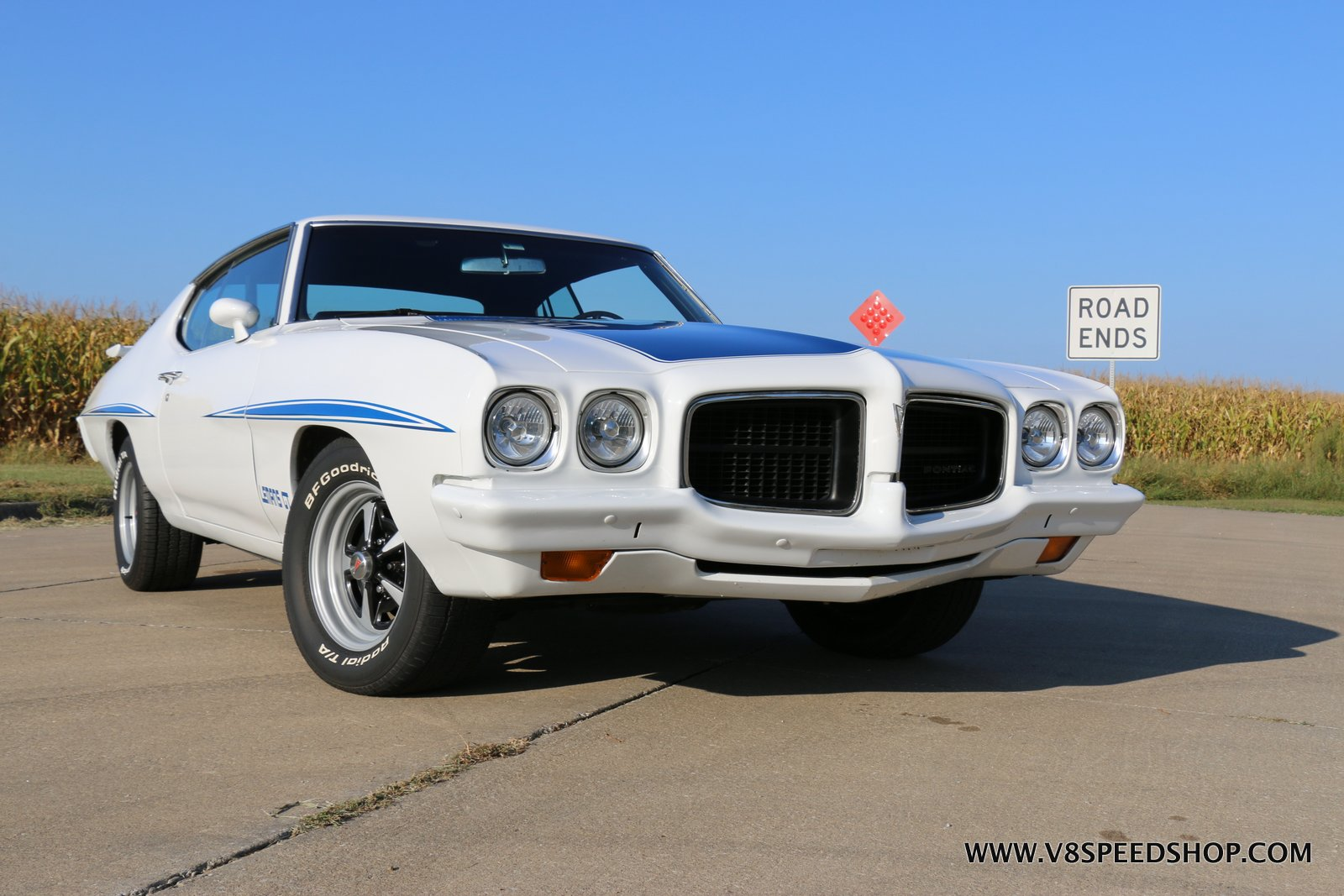 1972 Pontiac Lemans GT Maintenance and Upgrades at the V8 Speed and Resto Shop