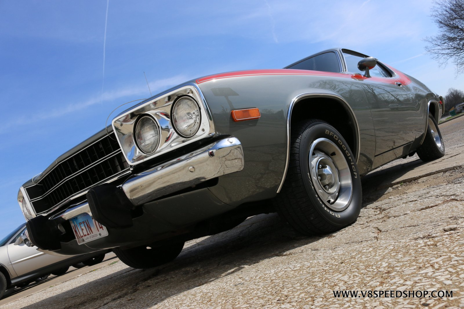 1974 Plymouth Road Runner Mechanical Repairs at the V8 Speed and Resto Shop