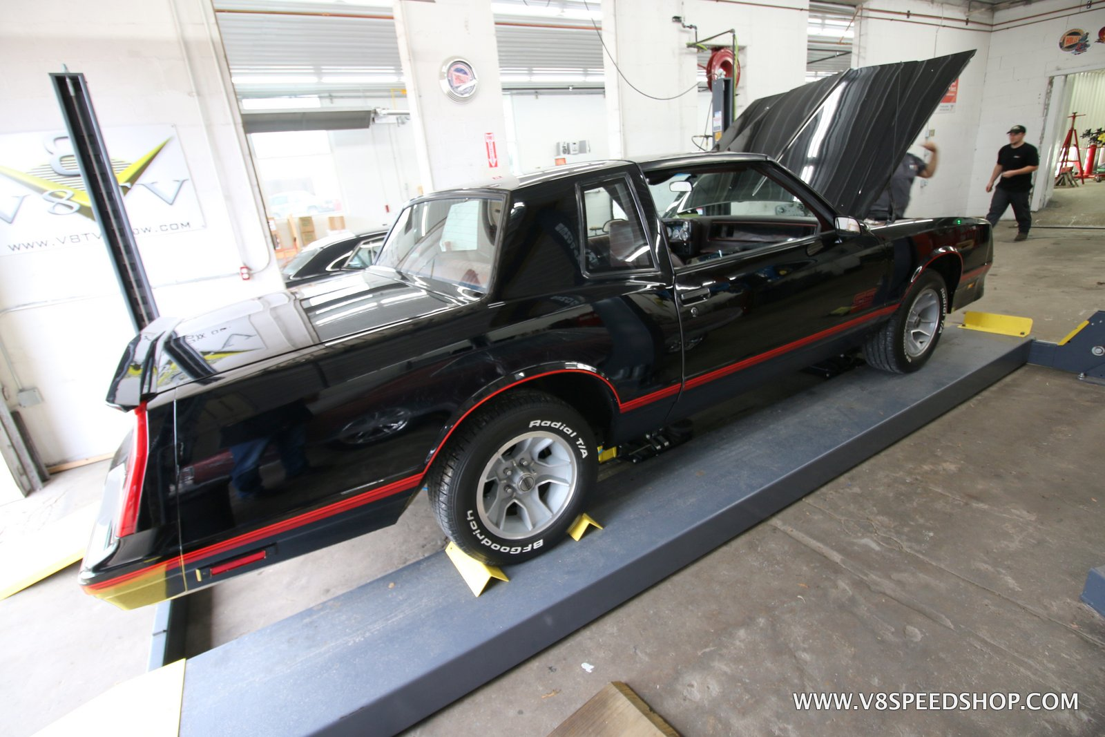 1988 Chevrolet Monte Carlo SS Performance Upgrades at the V8 Speed and Resto Shop