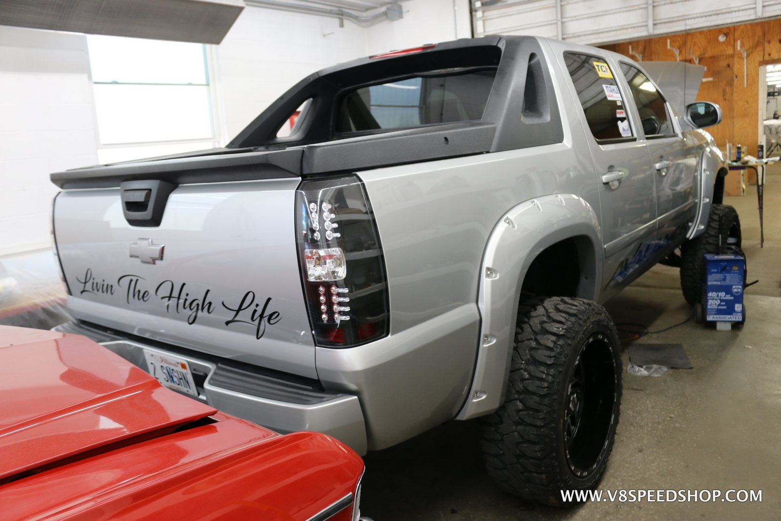1951 Che2011 Chevrolet Avalanche 6.0 Engine Tuning at V8 Speed & Resto Shopvrolet Dump Pickup Truck