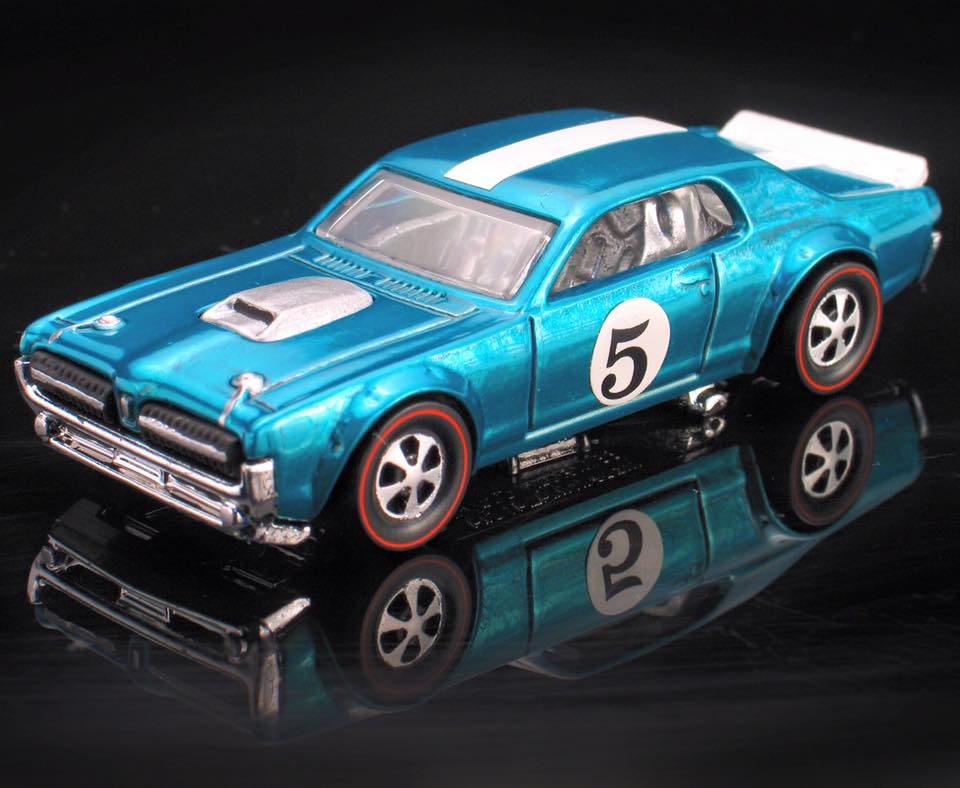 Sven Custom Hot Wheels Cougar