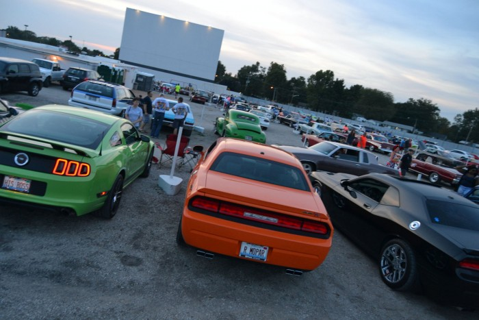 2nd Annual V8TV Drive-In Cruise Photo Gallery
