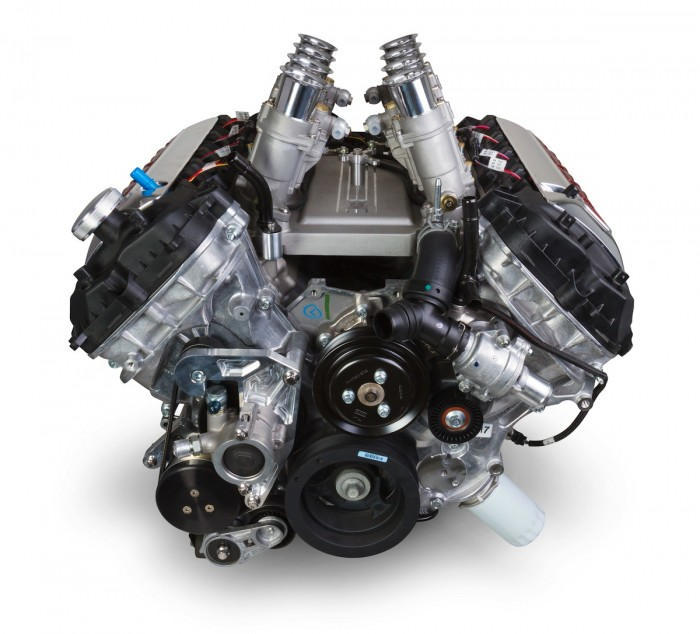 HolleyCoyoteEngine