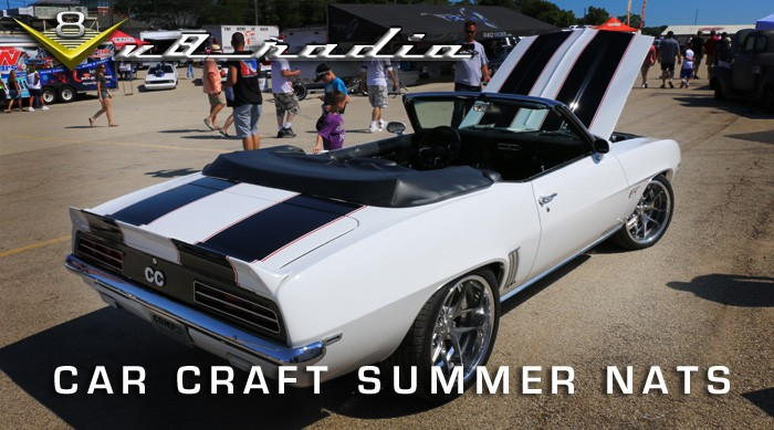 V8 Radio Car Craft Summer Nats