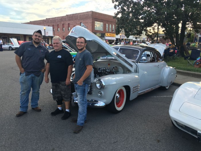 1941 Cadillac Wins Awards At Rend Lake Car Show