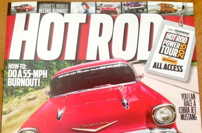 Hot Rod Magazine November 2015