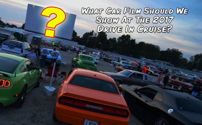 Drive In Cruise What Film