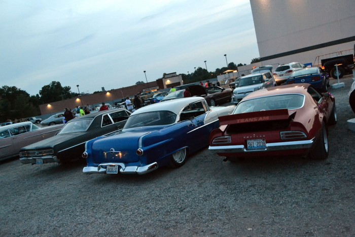 2nd Annual Drive-In Cruise
