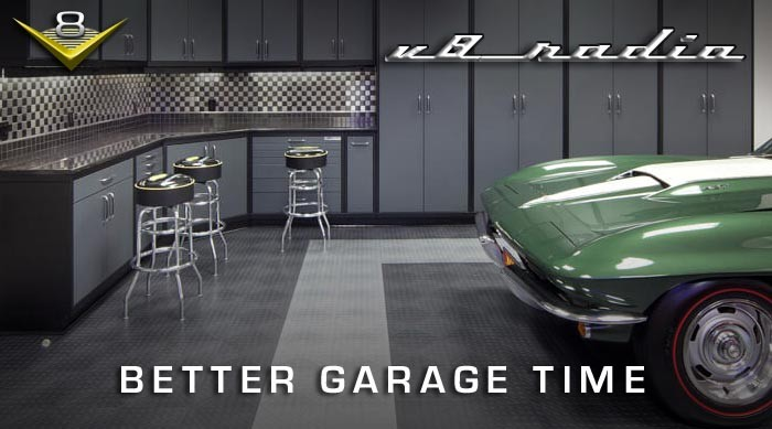 V8 Radio - Enjoy Your Garage Time