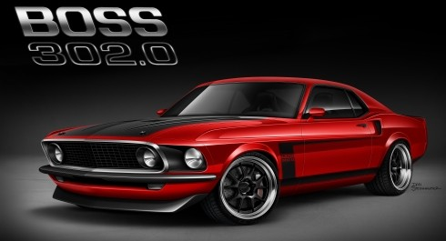 Photos All - Muscle car tuning shop
