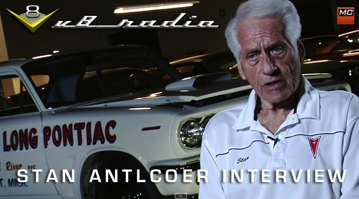 Stan Antlocer Podcast, World's Fastest Pontiac Tempest, Super Stock
