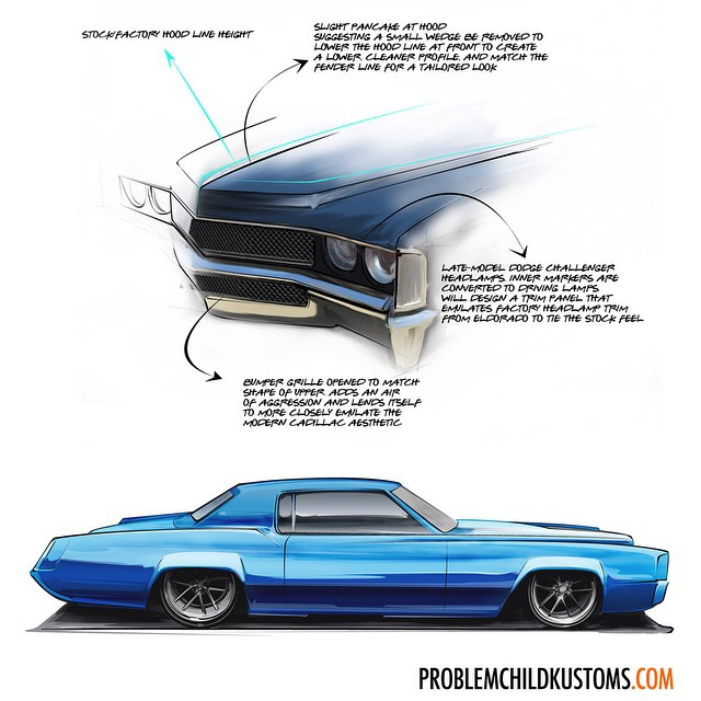 Cool Car Concepts / Renderings / Designs that SHOULD be BUILT!