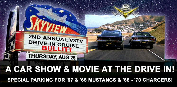 2016 V8TV Drive In Cruise