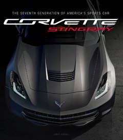 Corvette StingrayThe Seventh Generation of America's Sports Car