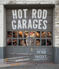 Hot Rod Garages Book