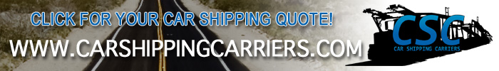 Car Shipping Carriers