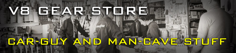 V8TV Gear Store