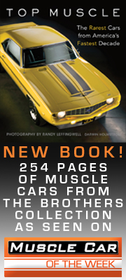 Top Muscle Book Banner Ad