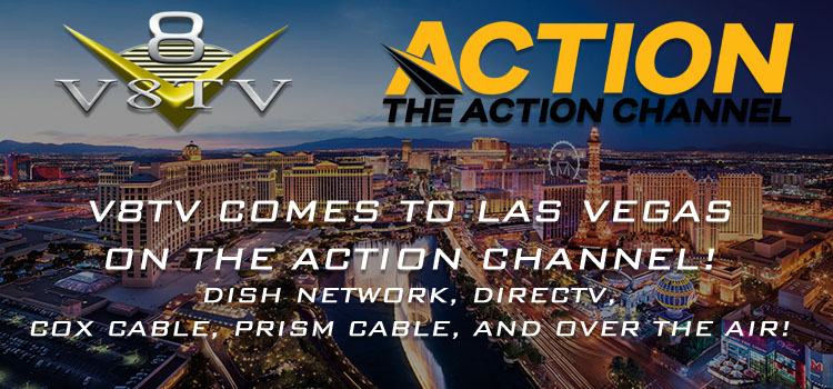 The Action Channel in Las Vegas