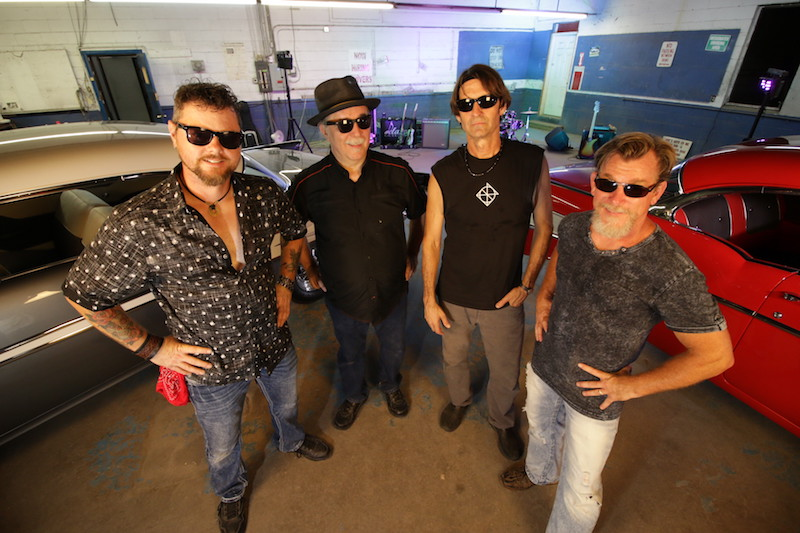 Jeremiah Johnson Band Releases Bonneville Shuffle Video Produced By V8TV Productions, Inc