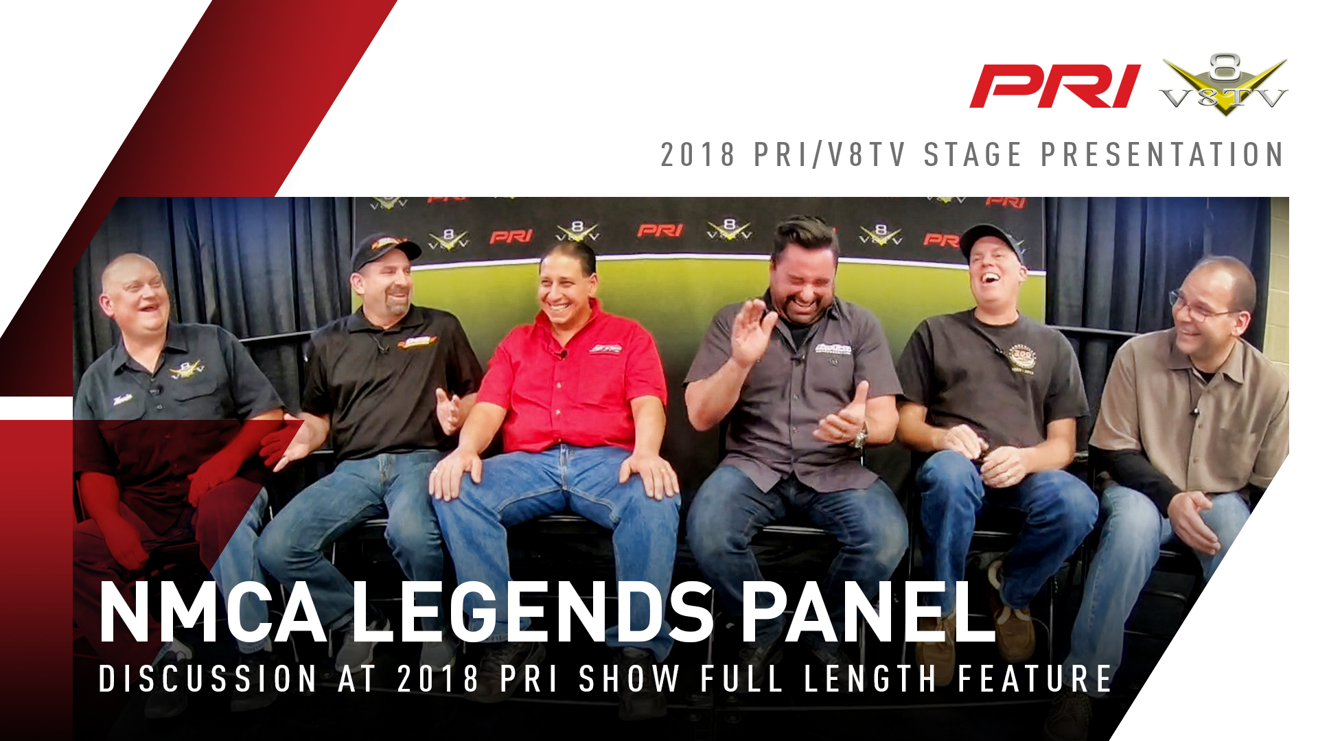 NMCA Legends at PRI 2018