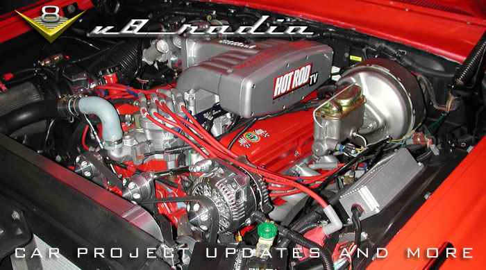 V8 Radio Podcast: Muscle Car Project Updates, Trivia, and More!