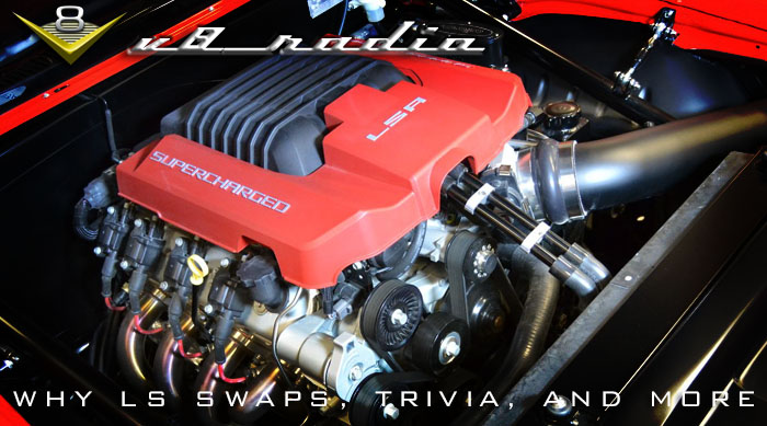 V8 Radio Podcast: Why are LS Engine Swaps So Popular?  Trivia, Forums, and More!