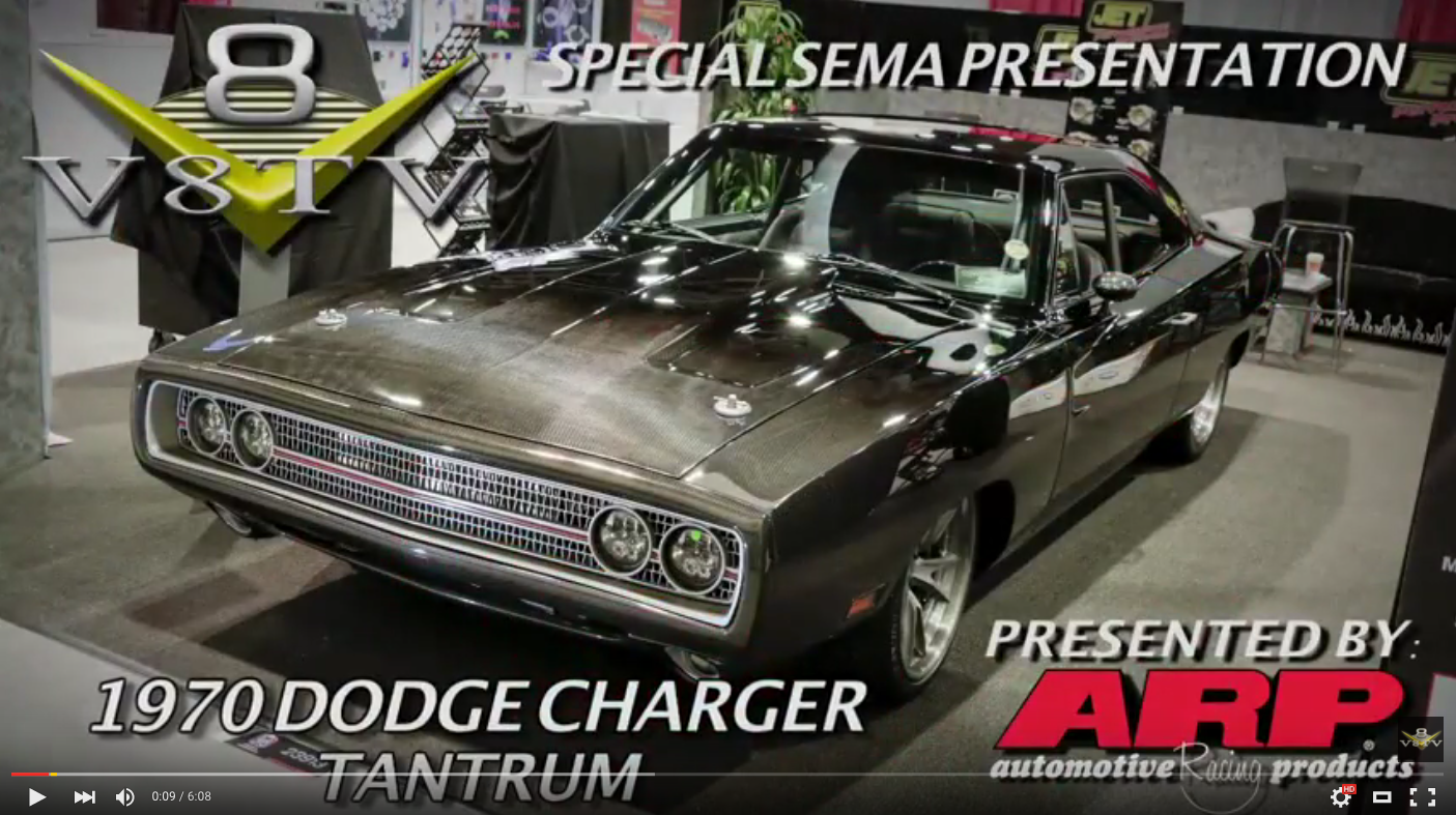1970 Charger Tantrum