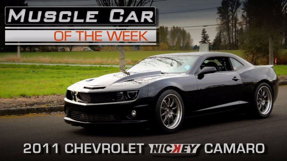 2011 Nickey Performance Stage III S 427 Camaro:Muscle Car Of The Week Video Episode #206