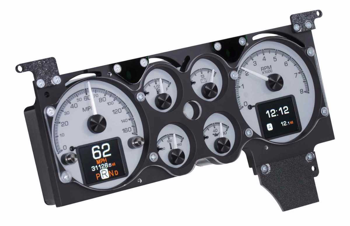 New HDX Gauges for 1978- 88 Chevy Monte Carlo, 1978- 87 ...