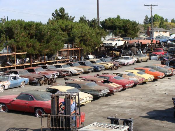 Classic Cars Arizona Salvage Yards